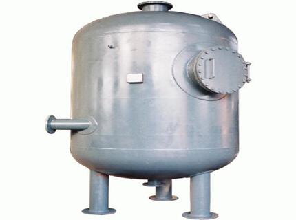 定期、连续排污扩容器