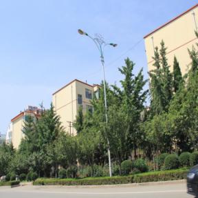 青州市将军山小区