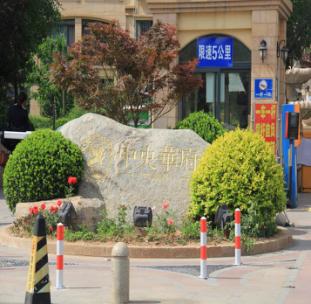 青州市中央华府小区